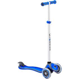 Globber Go-Up Comfort Monopattino Bambino, blu